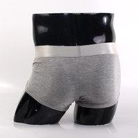 Wholesale 500pcs and Steel Boxers amp Briefs Pure Cotton Mens Underwear Contact Us to Get Model and Size