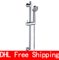Wholesale DHL Shower set copper booster Shower bibcock Cold and hot Single flower water faucet