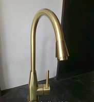 Wholesale Kitchen Faucets Bronze Brushed Quartet octagonal Crane Vegetable Wash Basin Silver Hot and cold taps
