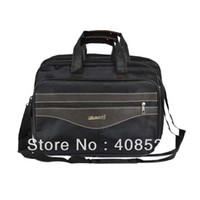 Wholesale New Black Oxford Fabric Laptop Notebook Briefcase Handbag Carry On Bag