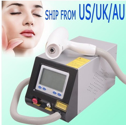 BEST EFFECTIVE Nd YAG Q Switch Laser Removal Machine for Tattoo eyebrow & Spots Removal & Skin Care Yage Laser Tattoo Cleaning machine