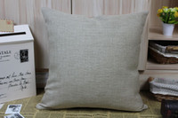 Wholesale OEM Cotton Linen Pillow Cover Cushion Cover Order to make Link