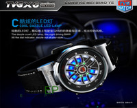 Wholesale 2013 Fashion Clock Pride New Design LED Binary Men s Sport Watches X6 Waterproof China
