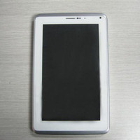 Wholesale 7 inch Android Tablet PC Bluetooth WCDMA Phone Call Dual Camera Dual Core KNC S mtk