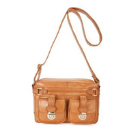 Women just star bag - JUST STAR New female bag Oil leather bag South Korea design restores ancient ways lady s bag Fr