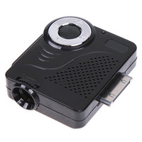 Wholesale Mini Portable Multimedia Pocket Cinema Pico Projector for iPod iPhone