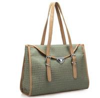 Women just star bag - JUST STAR South Korea imported jacquard cloth shoulder bag fashion female bag personality shoulder