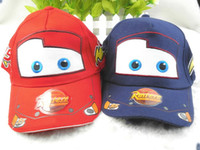 Wholesale Pixar car Hat Pixar cars Hat Kid Child Hat Baseball cap Children caps boy hat