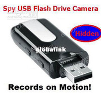 Wholesale HD x960 Spy Camera U10 USB Flash Drive Recorder Mini Camcorder Audio amp Video Covert Cam
