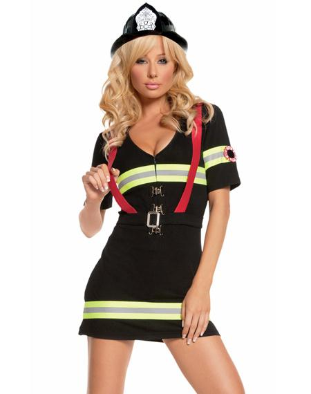 Sexy women s halloween costume cosplay sexy adult firefighter costume