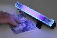 Wholesale Low Price In UV Black Light Handheld Torch Portable Fake Money ID Detector Lamp Tool