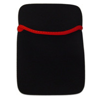 Wholesale 7 inch Tablet epad Soft Case Sleeve Cover Protective Pouch for apad android pc netbook black