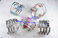 Wholesale 10pcsFashion women bangle watches students ladies fashion wrist watch students creative watches