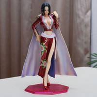 Wholesale japan Anime ONE PIECE Boa Hancock Sexy Action Figure Activities of joint PVC CM