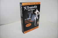 Wholesale 2pc New Arrive X TrainFit At Home Complete Workouts Over Hours Week Total Body Transformation