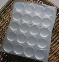 Wholesale 1 inch circle clear epoxy sticker for DIY jewelry D DOME CIRCLE STICKERS