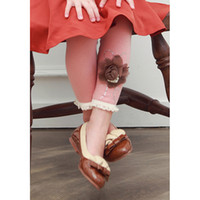 Baby girl kids petti dress tutu skirt lacy lace tights lace ...