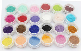 Wholesale Hot Selling Colors D Nail Art Flocking Powder Nail Velvet Art Set Retail Drop Shipping