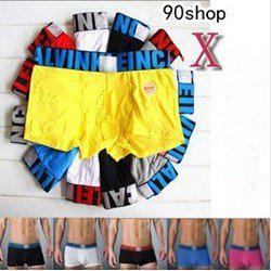 Wholesale HOT Sale cotton mens boxer men s underwear X style