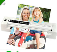 Wholesale 2013 New Arrival Skypix TSN450 A02 DPI Portable Handheld Document Photo Scanner Rechargable