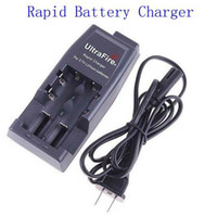 Wholesale Promotions Excellent UltraFire WF Rapid Charger For CR123A V Lithiu MYY1876
