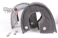 Cheap T6 turbo blanket made of Glass fiber Gray or Black color