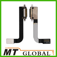 Wholesale Charging Port With Flex Cable For The New iPad rd Generation iPad High Quality