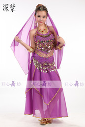 Wholesale Belly dance costume belly dance costume set belly dance chiffon skirt belly dance dress skirts