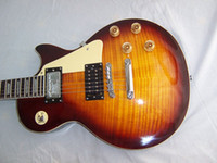 Wholesale Custom Shop JimmyPage Number Burst electric guitar