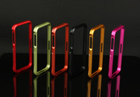 Wholesale Deff Cleave aluminum metal Case Metal Bumper Frame for new iphone retail box