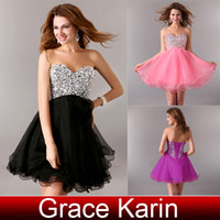 Grace Karin Hot Fashion Mini Evening Dress Stunning Straples...
