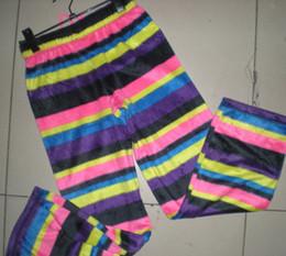 Wholesale Womens fleece pajama pants the home pants Sleep Bottoms mixed design size