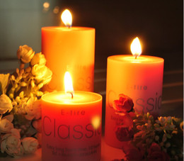 Wholesale Fashion Creative smokeless scented candles birthday gift wedding supplies