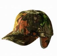 Wholesale New Design LED Fluorescent hunting fishing hat Winter cap