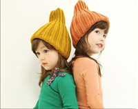Cheap Crochet Hats kid cap Best Boy Winter children hat