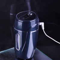 Wholesale New USB Car Humidifier ml m Space Air Humidifier for Car Office Home Dual use Environmental