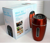 Wholesale High quality USB Car Humidifier Car Freshener ml m Space Air Humidifier for Car Office Home