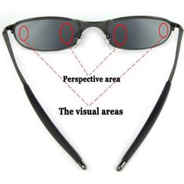 Wholesale Spy Rear View Sunglasses - Fashion Anti-Tracking Spy Rear-view Sunglasses with UV Protection