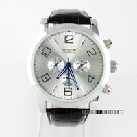 Wholesale Promotion Swiss Automatic Mechanical Hands Leather Mens Watch freeship cool NBW0HE6841 WH3