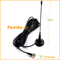 active install - 10pcs F Active aerial with built in amplifier for digital TV easy to install guarantee quality
