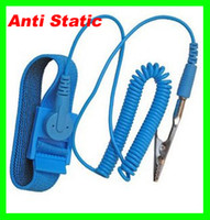 antistatic wrist strap - Best price NEW Anti Static Antistatic ESD Adjustable Wrist Strap Band Grounding Blue