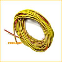 Wholesale 10pcs Meters Car Decoration Dream Yellow MOULDING Trim Strip Yellow Line