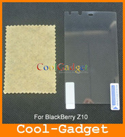 Wholesale Screen Protector Guard Cover Film Shield for BlackBerry Z10 with Retail Package MSP599