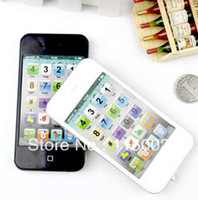 Wholesale English Iphone s touch kid learning machine IPhone4s educational toys