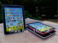 Wholesale Children Ipad laptop computer Learning machine toys Kids table farm Funny Machine