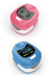 Wholesale LCD Display Fingertip Pulse Oximeter For Little Kids CE Approved