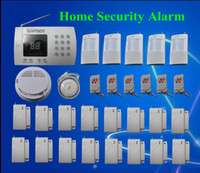 Wholesale Wireless Home House Office Built In Auto Dialer Wireless Infrared Remote Control Security Alarm S220
