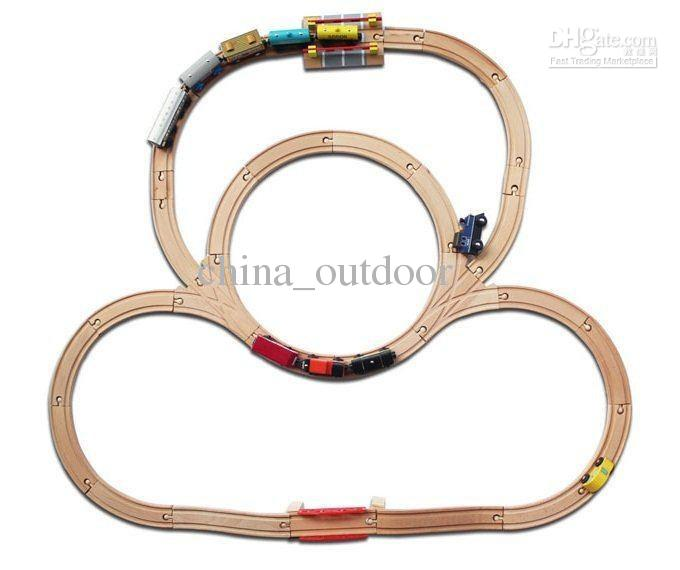 Wooden Toy Train Track Design wooden train tracks kids wooden toy ...
