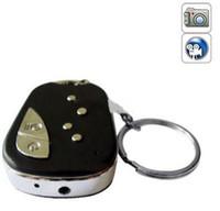 Superior de la manera de la nueva llegada Ninguno Mini HD 909 remoto de la cámara 1280 * 960 la llave del coche Ocultos DV DVR de Vedio Micro espía grabadora de voz