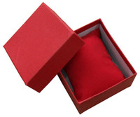 Wholesale 50pcs Mix Sale cm bracelets box Watch Box Gift Jewelry box Jewelry box Necklace box